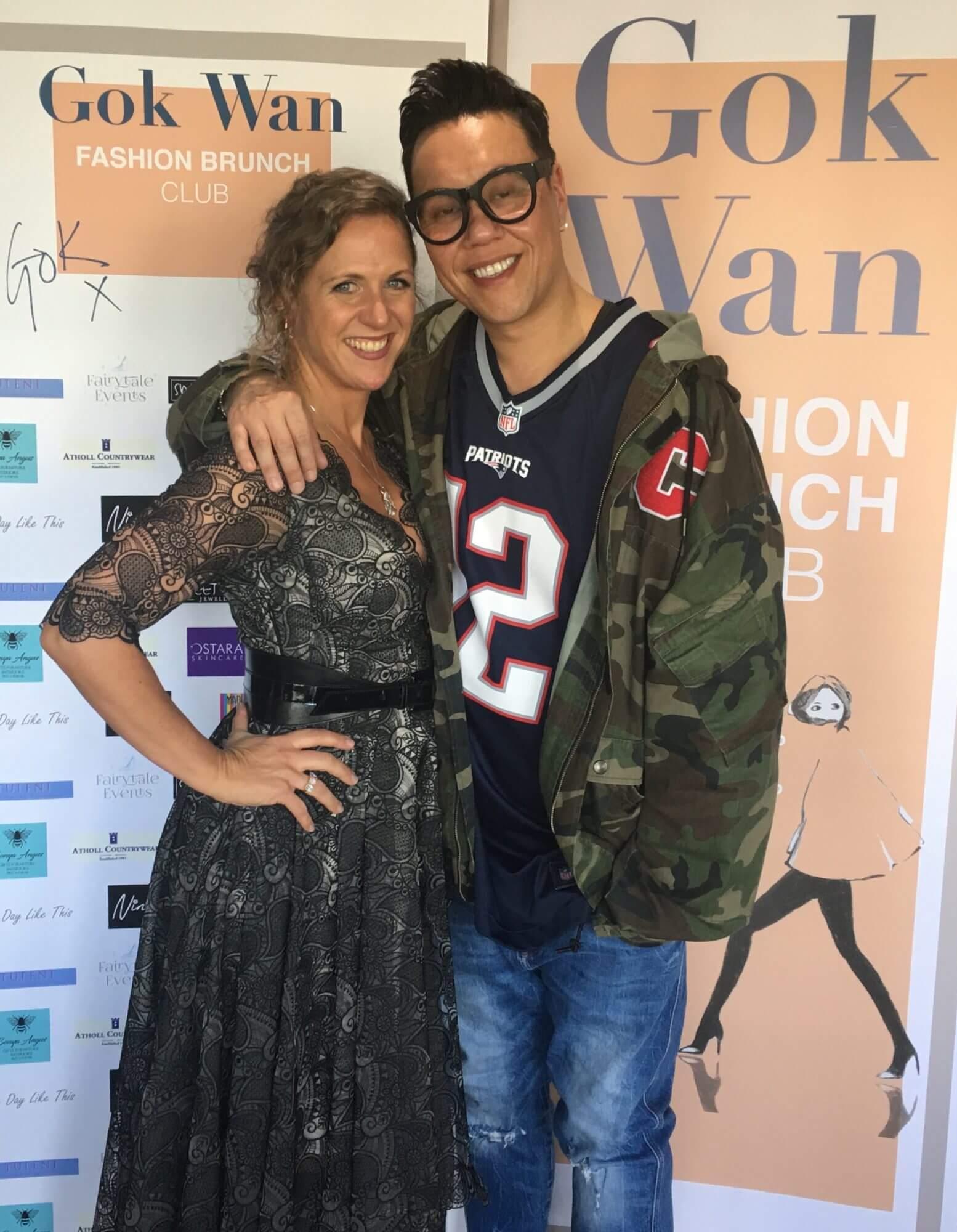 Gok Wan Fashion Show